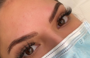 Cashmere Eyebrows